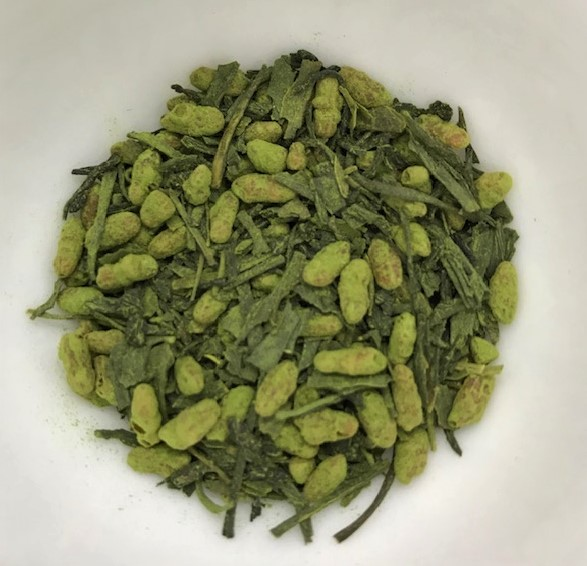 Matcha Genmaicha - Two favorite teas in one!