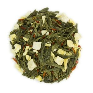 South Pacific Tropical Green Tea Blend