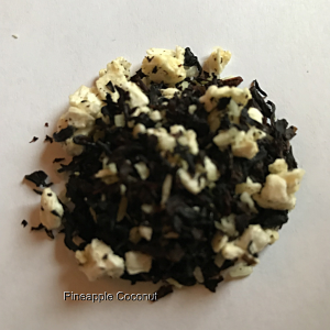 Pineapple Coconut Flavored Black Tea