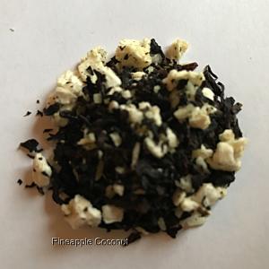 Pineapple Coconut Flavored Black Tea