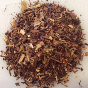 Lemon Soufflé - a pleasing herbal tea (tisane)
