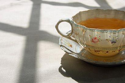 Apricot Flavored Black Tea