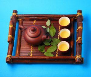 Experiential Tea Tasting - Oolong