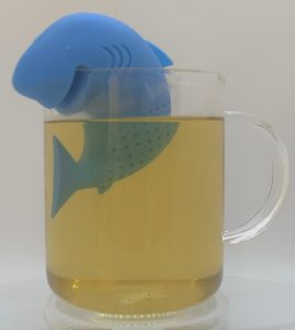 SHARK! Silicone Tea Infuser